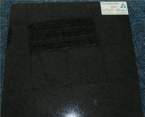 Гранит чёрный Fuding Black Granite (Китай)