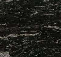 Гранит чёрный India Silver Waves Granite (Индия)